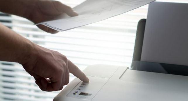enviar fax de prueba